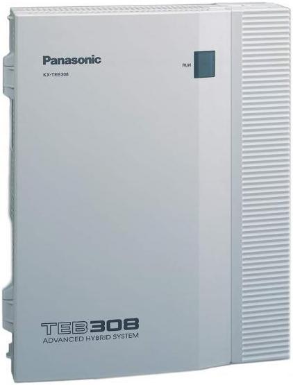 АТС Panasonic KX-TEB308 RU